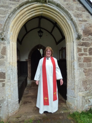 Revd Steph Gordon-Jeffs